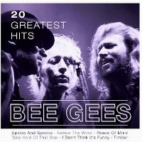 Cover Bee Gees - 20 Greatest Hits [2016]